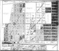 Downers Grove Middle Part - Above, DuPage County 1904