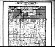 Downers Grove Township, Clarendon Hills, Hinsdale, Wayne, Elmhurst, Itasca - Left, DuPage County 1904