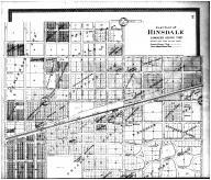 Hinsdale East Part - Above, DuPage County 1904