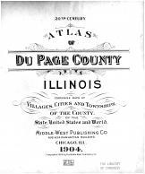 Title Page, DuPage County 1904