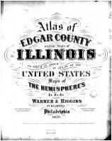 Title Page, Edgar County 1870