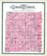 Brouillet's Creek Township, Edgar County 1910