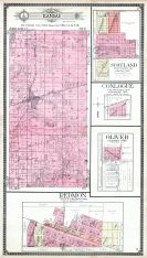 Kansas Township, Scotland, Conlogue, Oliver, Redmon, Edgar County 1910