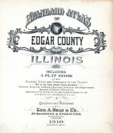 Title Page, Edgar County 1910