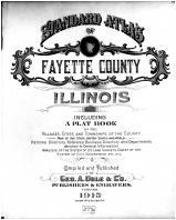 Title Page, Fayette County 1915