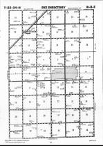 Map Image 013, Ford County 1990 Published by Farm and Home Publishers, LTD