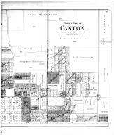 Canton - North - Right, Fulton County 1895