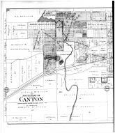 Canton - South - Left, Fulton County 1895