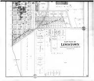 Lewiston - East Part - Bottom, Fulton County 1895