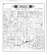 Orion, Breeds, Fulton County 1895