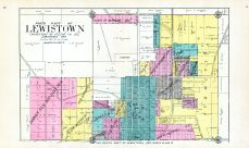Lewistown - North, Fulton County 1912