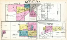 Lewistown - South, Fairview, Breeds, Fulton County 1912