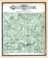 Orion Township, Fulton County 1912