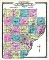 Outline Map, Fulton County 1912