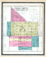 Table Grove, Fulton County 1912