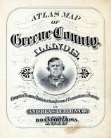 Title Page, Greene County 1873