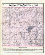 Township 10 North Range 12 West, Carrollton, Greene County 1873
