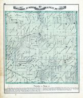 Township 11 North Range 10 West, Greene County 1873