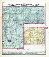 Township 9 North Range 11 West, Township 9 North Range 10 West of 3d P.M., Kane, Jalapa, Greene County 1873