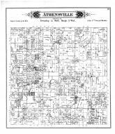 Athensville, Ceres PO, Felter PO, Greene and Jersey Counties 1893