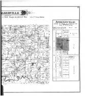 Walkerville, Athensville, Berdan - Right, Greene and Jersey Counties 1893