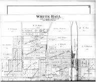 White Hall - Above, Greene and Jersey Counties 1893