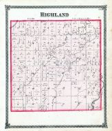 Highland, Grundy County 1874