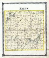 Mazon, Grundy County 1874