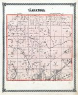 Saratoga, Grundy County 1874