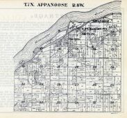 Appanoose Township, Hancock County 1908