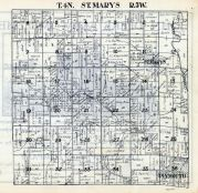 St. Mary's Township, Hancock County 1908