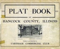 Title Page, Hancock County 1908