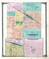 Cambridge, Weathersfield, Atkinson, Henry County 1875