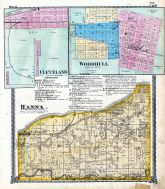 Hanna, Cleveland, Woodhull, Henry County 1875