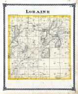 Loraine, Henry County 1875