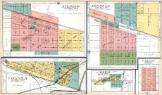 Atkinson, Annawan, Colona, Ophiem, Oxford, Henry County 1911