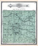 Geneseo Township, Illinois Mississippi Canal, Henry County 1911
