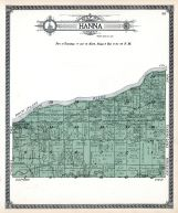 Hanna Township, Cleveland, Rock River, Henry County 1911