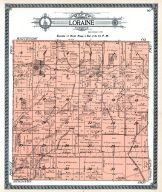 Loraine Township, Twin Lakes, Henry County 1911