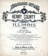 Title Page, Henry County 1911