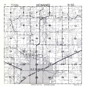 Kewanee Township, Henry County 1950