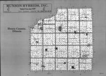 Index Map, Henry County 1990