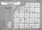 Index Map, Henry County 1994