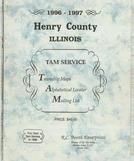 Title Page, Henry County 1996 - 1997