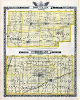 Douglas County Map, Cumberland County Map