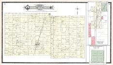 Artesia Township, Woodland, Effner, Iroquois County 1904
