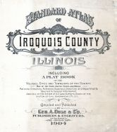 Title Page, Iroquois County 1904
