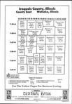 Table of Contents, Iroquois County 1994 Published by Farm and Home Publishers, LTD