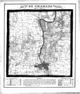 St. Charles Township, Kane County 1872 Microfilm