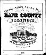 Title Page, Kane County 1872 Microfilm